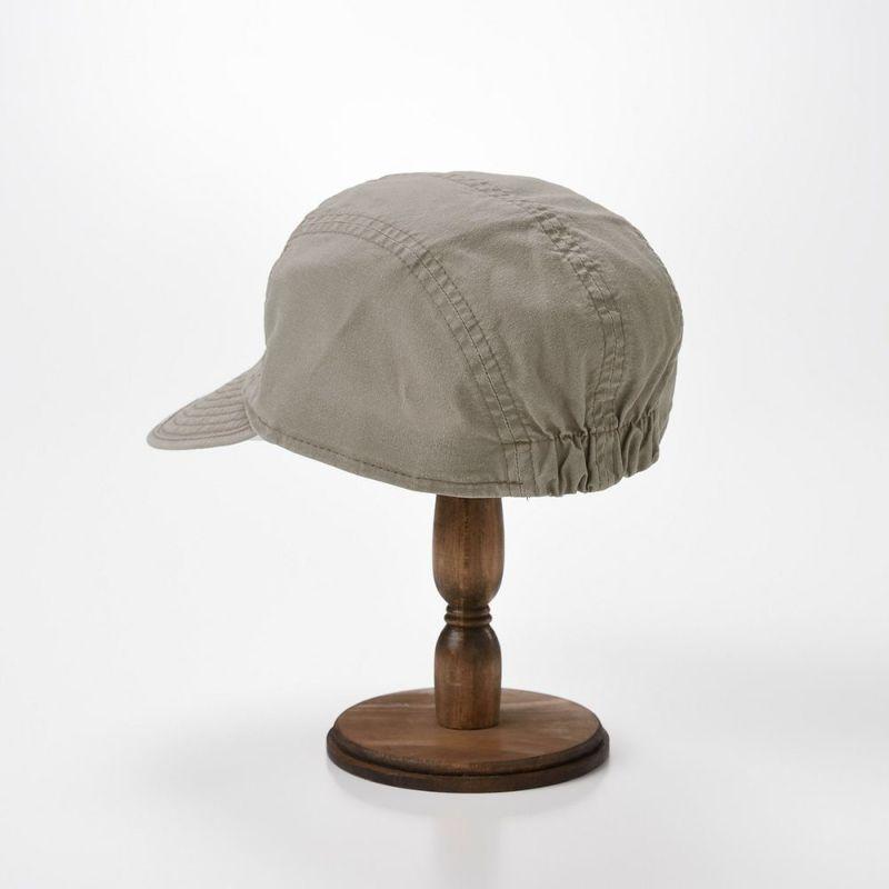 WASHED COTTON CAP(ウォッシュド コットン キャップ)MI1802 グレイジ
