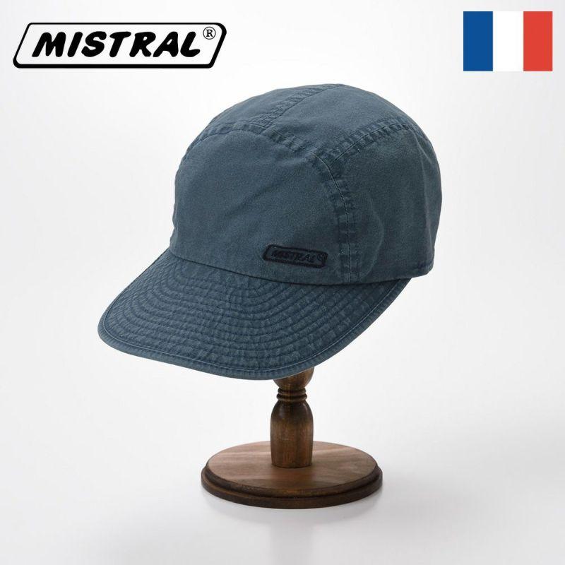 帽子 キャップ Mistral(ミストラル) WASHED COTTON CAP(ウォッシュド コットン キャップ)MI1802 ネイビー