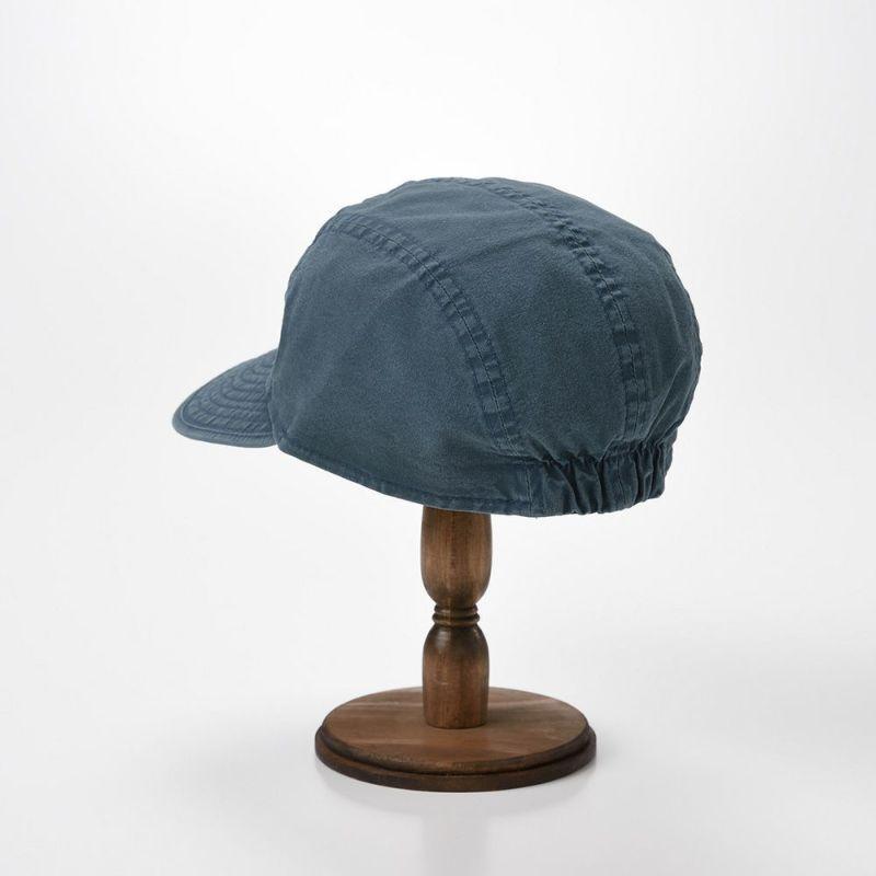 WASHED COTTON CAP(ウォッシュド コットン キャップ)MI1802 ネイビー