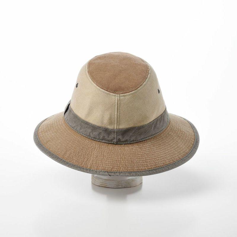 COTTON SAFARI HAT(コットン サファリ ハット)MI1601 キャメル