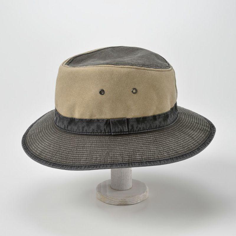 COTTON SAFARI HAT(コットン サファリ ハット)MI1601 カーキ