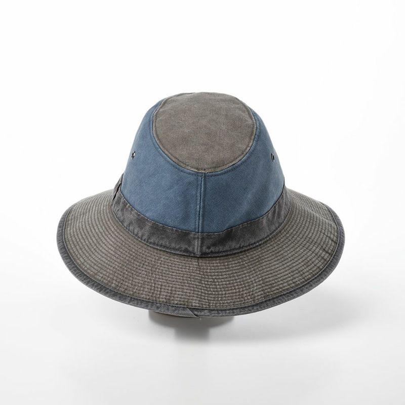 COTTON SAFARI HAT(コットン サファリ ハット)MI1601 ネイビー