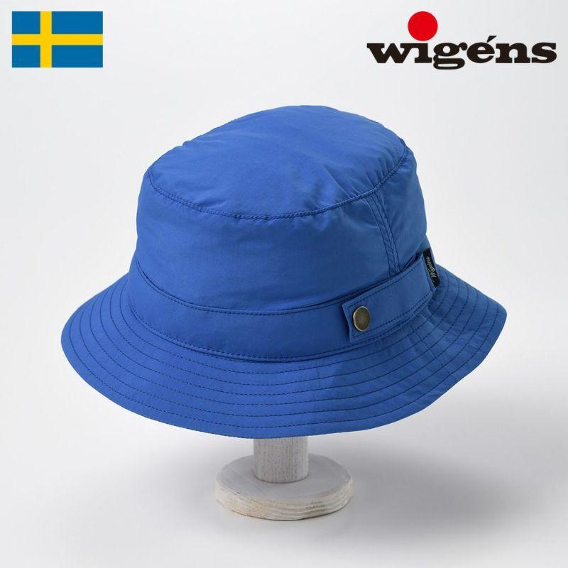 帽子 バケットハット Wigens(ヴィゲーンズ) Bucket hat Gore-Tex(バケット ハット ゴアテックス)W140245 ブルー