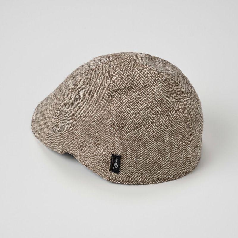 Pub Cap(パブキャップ)W101246 ブラウン