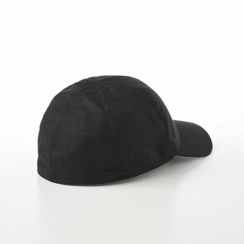 Baseball cap(ベースボールキャップ)W120366 ブラック