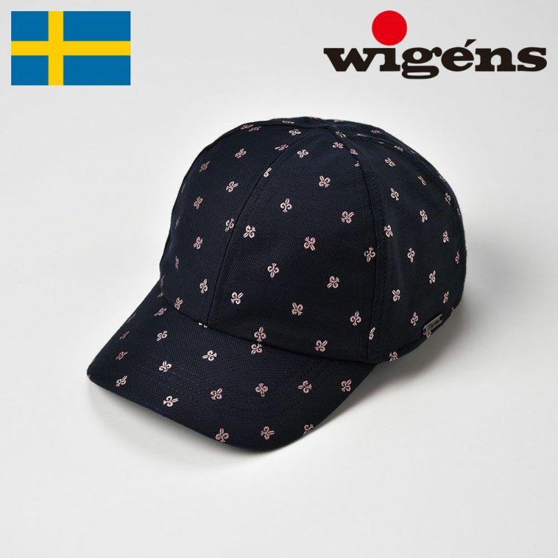 帽子 キャップ Wigens(ヴィゲーンズ) Baseball cap(ベースボールキャップ)W120399 ピンク