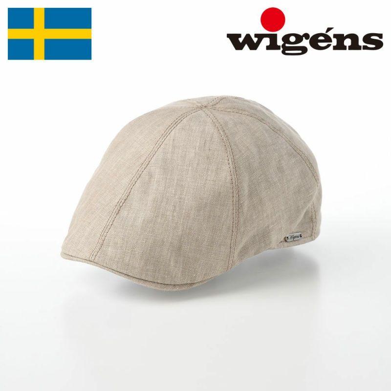帽子 ハンチング Wigens(ヴィゲーンズ) Pub Cap(パブキャップ)W101244 カーキ