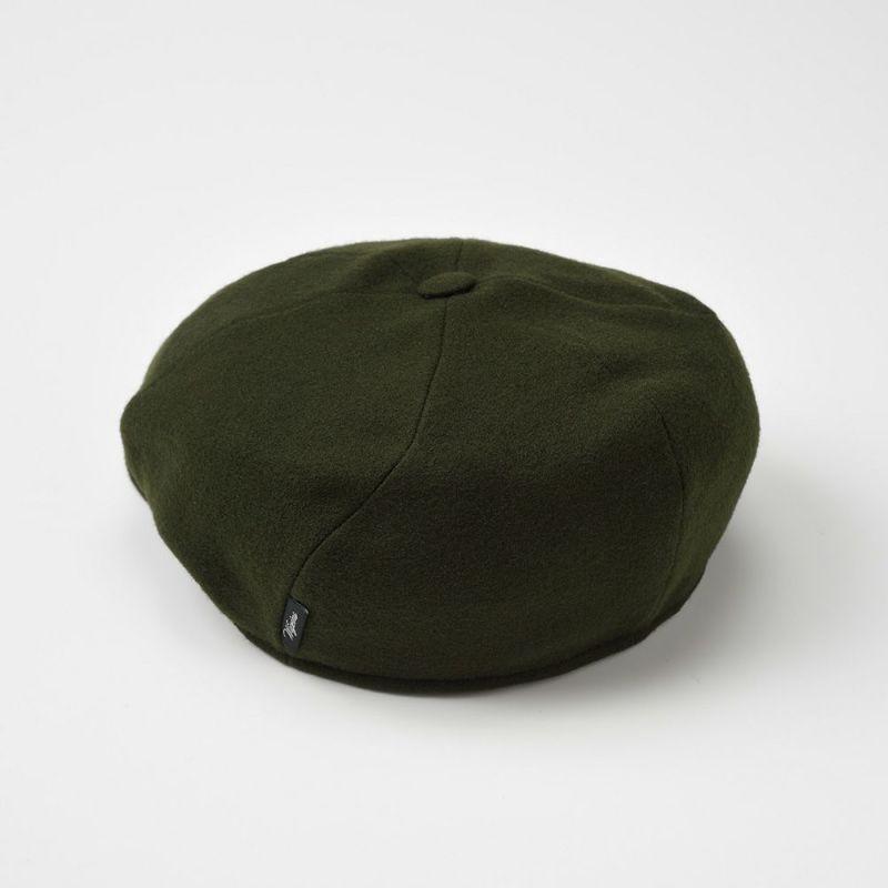 Newsboy Contemporary Cap(ニュースボーイ コンテンポラリー キャップ)W101029 オリーブ