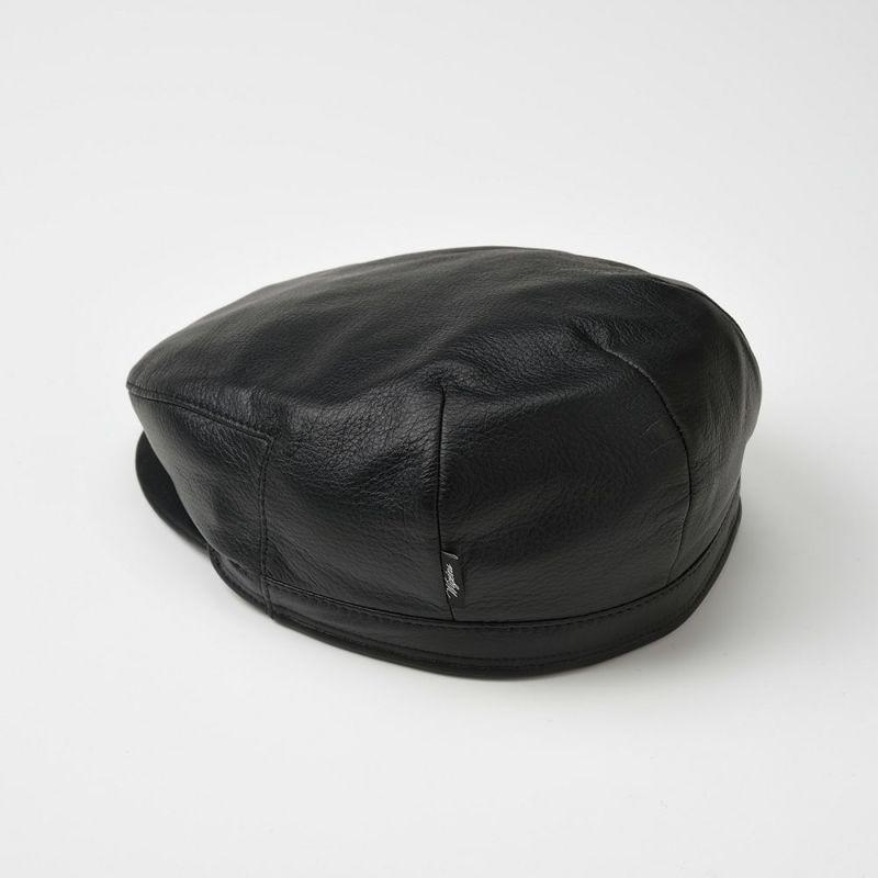 Ivy Vintage Cap(アイビー ヴィンテージ キャップ)W110015 ブラック