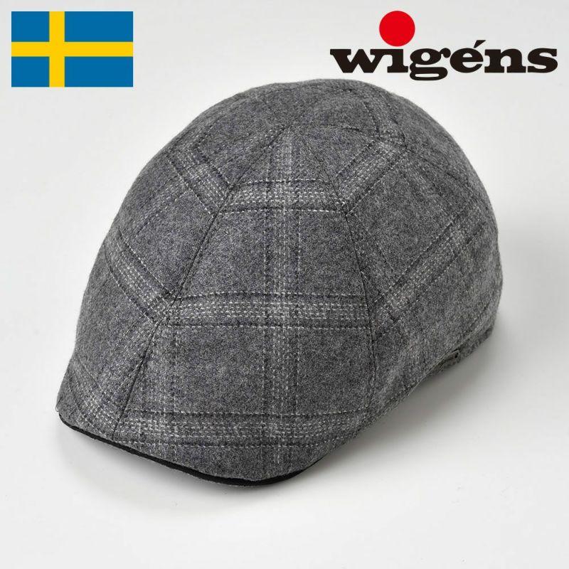帽子 ハンチング Wigens(ヴィゲーンズ) Pub Cap(パブキャップ)W101329 グレー