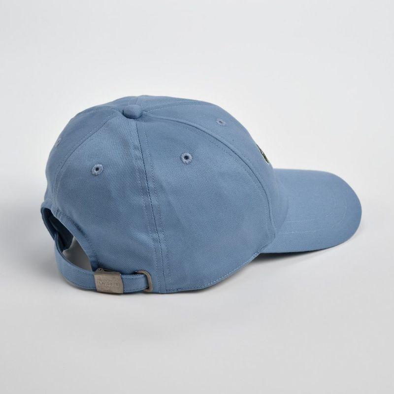 COTTON 6PANEL CAP(コットン6パネルキャップ)L1033 ブルー