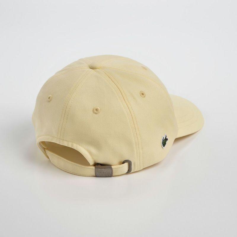 Katsuragi COTTON CAP(カツラギ コットンキャップ)L1108 イエロー