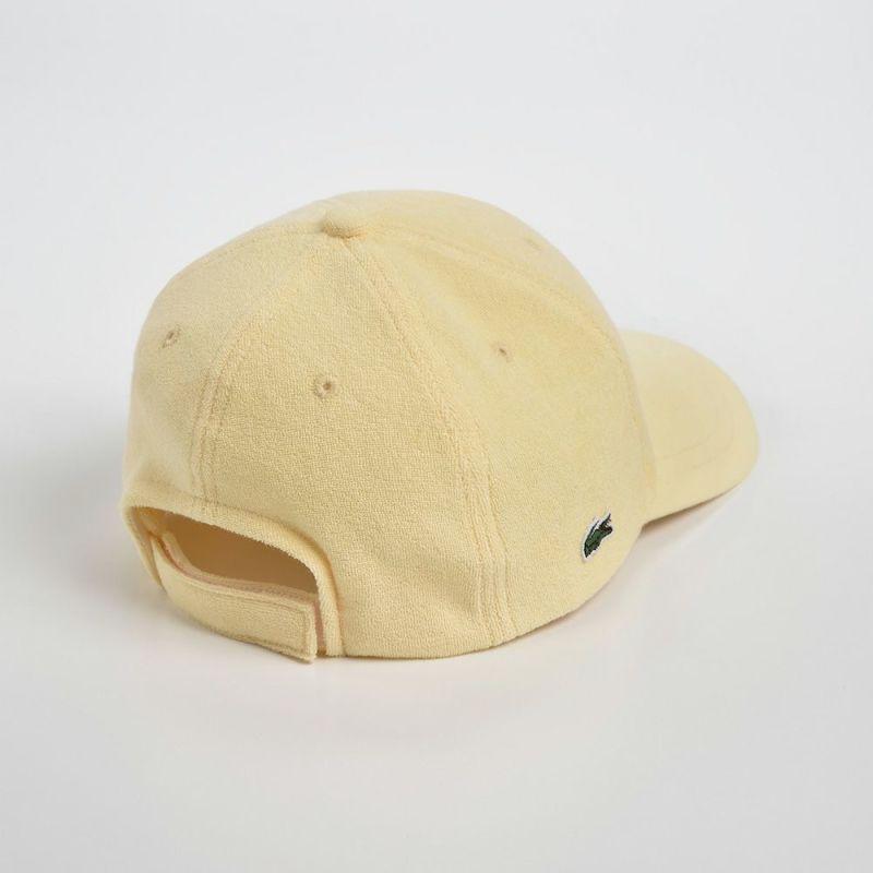 PILE JERSEY CAP(パイルジャージーキャップ)L1112 イエロー