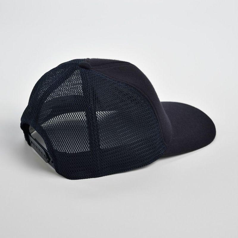 COTTON MESH CAP(コットン メッシュキャップ)L1135 ネイビー