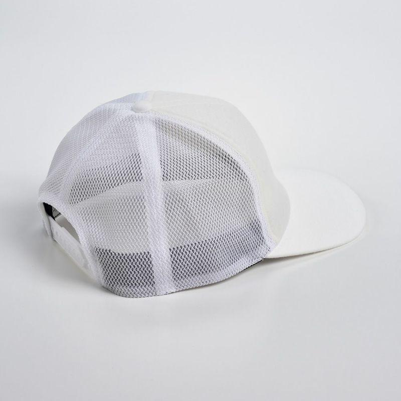 COTTON MESH CAP(コットン メッシュキャップ)L1135 オフホワイト