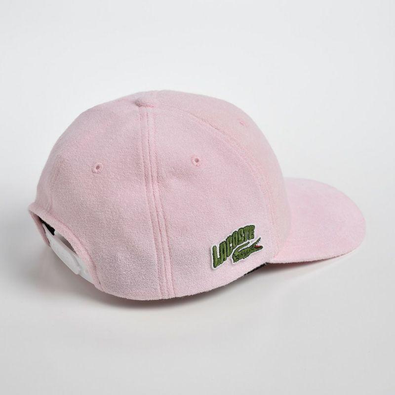 PILE 6PANEL CAP(パイル 6パネルキャップ)L1138 ピンク