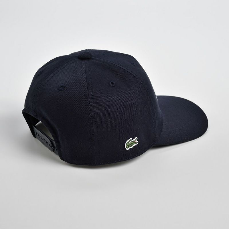 COTTON COLORFUL-LOGO CAP(コットン カラフルロゴキャップ)L1140 ネイビー