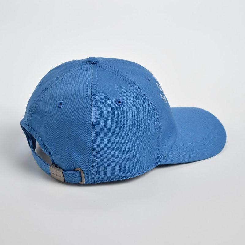 COTTON 6PANEL CAP(コットン 6パネル キャップ)L3502 ブルー