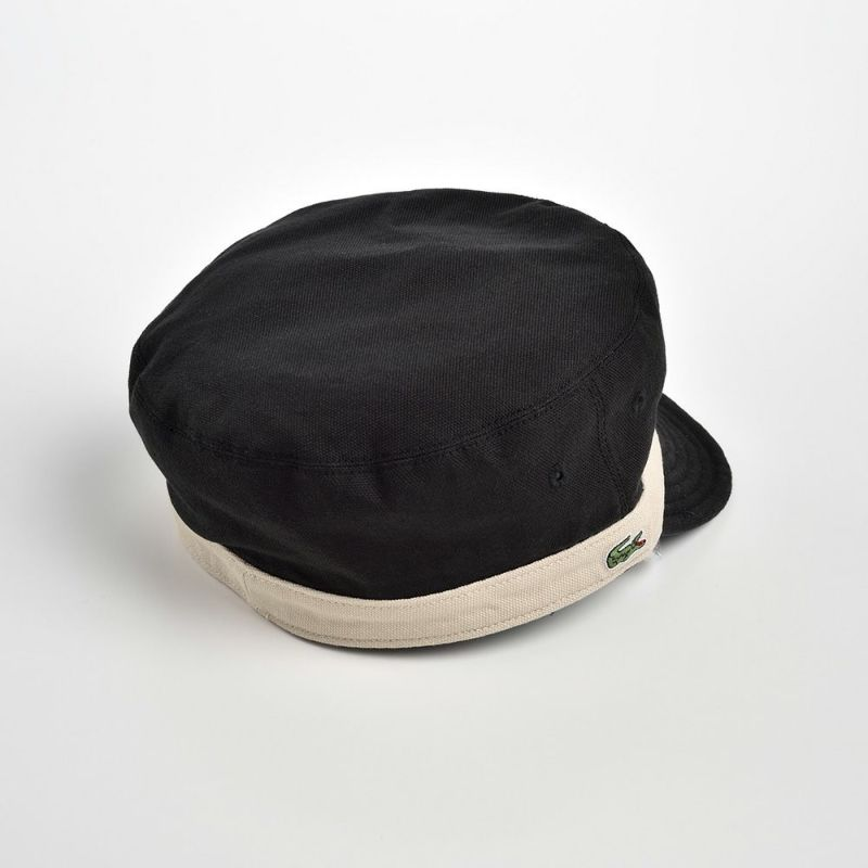 REVERSIBLE DE GAULLE CAP(リバーシブル ドゴールキャップ)L3534 ブラック