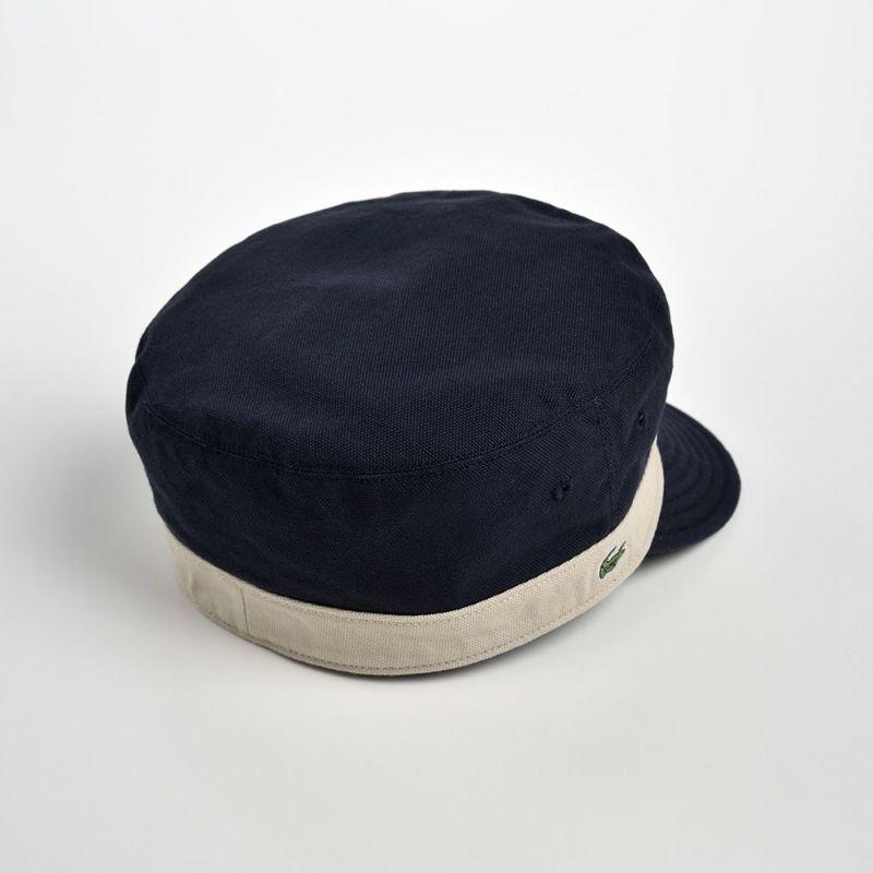 REVERSIBLE DE GAULLE CAP(リバーシブル ドゴールキャップ)L3534 ネイビー