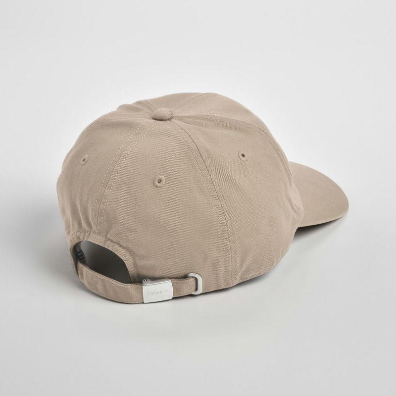 COTTON 6PANEL CAP(コットン 6パネルキャップ)L3908 ベージュ