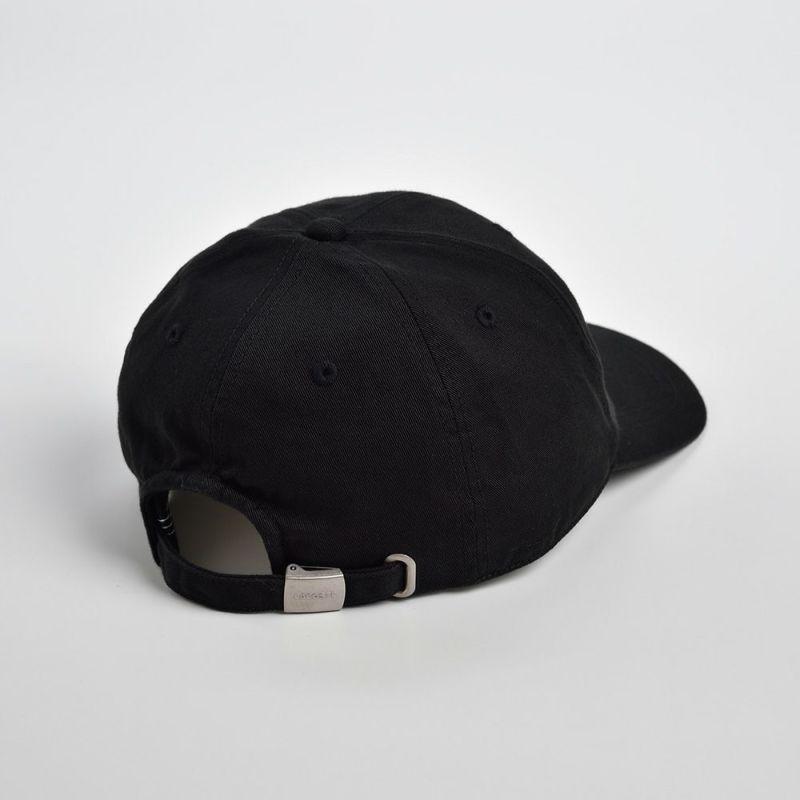COTTON 6PANEL CAP(コットン 6パネルキャップ)L3908 ブラック