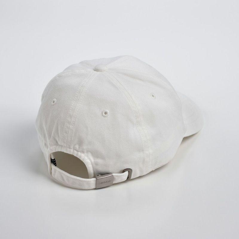 COTTON 6PANEL CAP(コットン 6パネルキャップ)L3908 オフホワイト