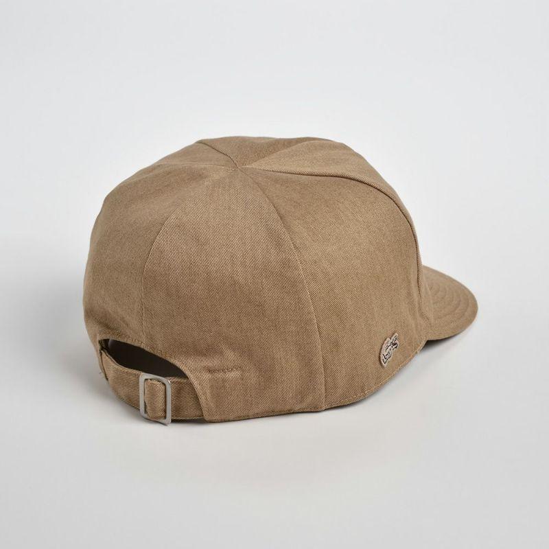 COTTON SHORT VISOR CAP(コットンショートバイザーキャップ)L7044 ベージュ