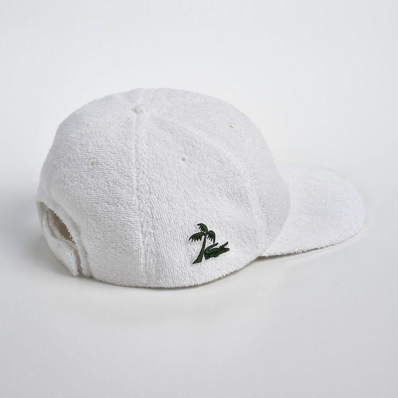 LONG PILE CAP(ロングパイルキャップ)L7049 ホワイト