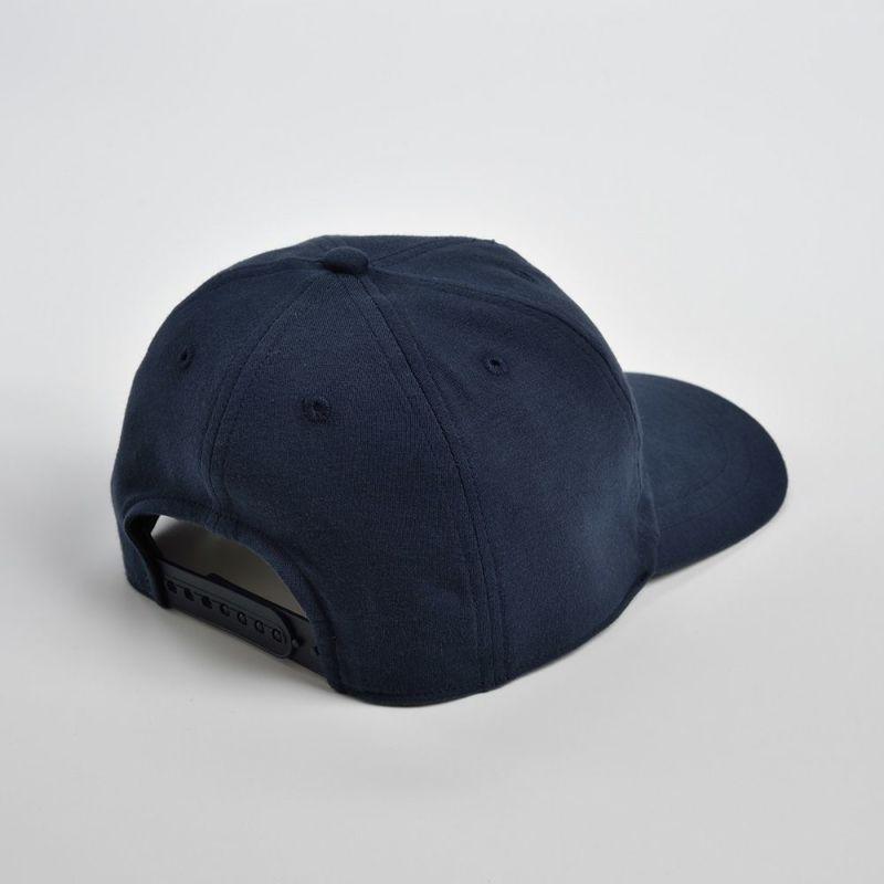 FLOCKEY PRINT CAP(フロッキープリントキャップ)L7067 ネイビー