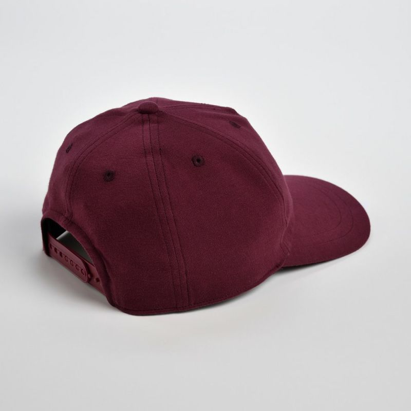 FLOCKEY PRINT CAP(フロッキープリントキャップ)L7067 ワイン