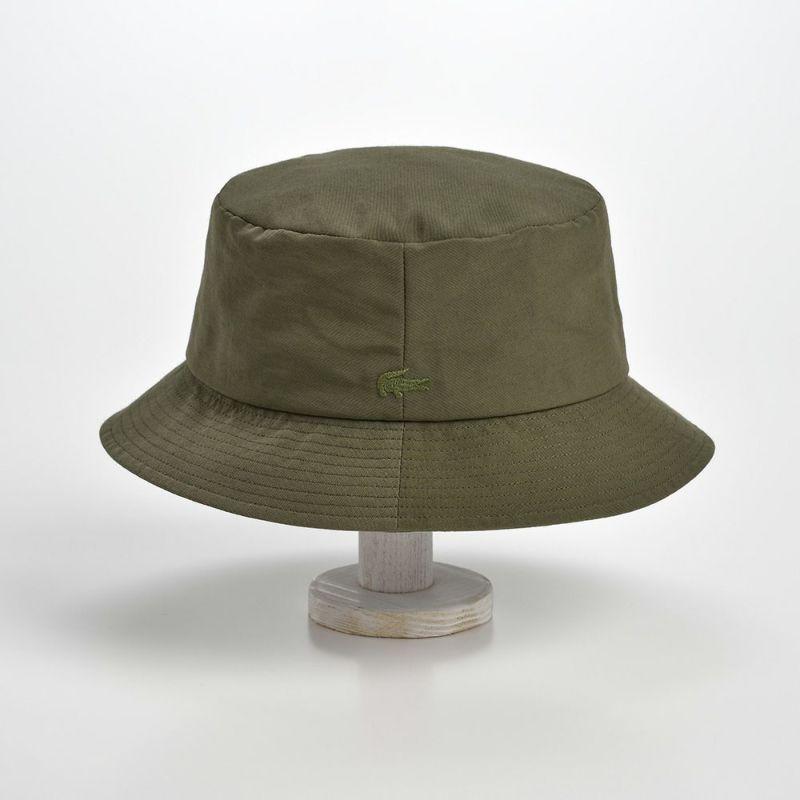 GROSGRAIN SAFALI HAT(グログランサファリハット)L1046 カーキ