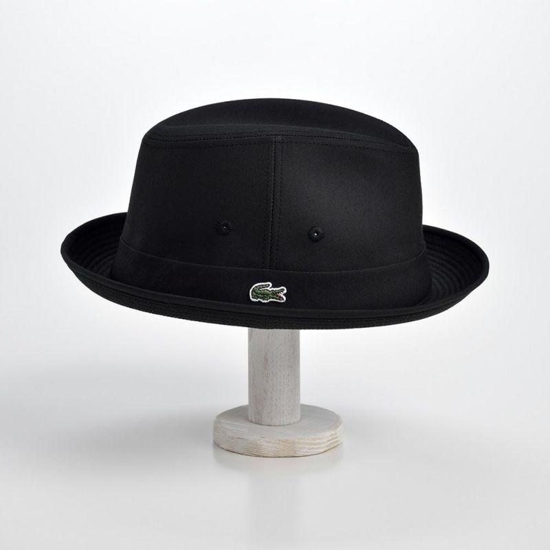 MANISH COTTON TYPEWRITER HAT(マニッシュ コットンタイプライターハット)L1051 ブラック