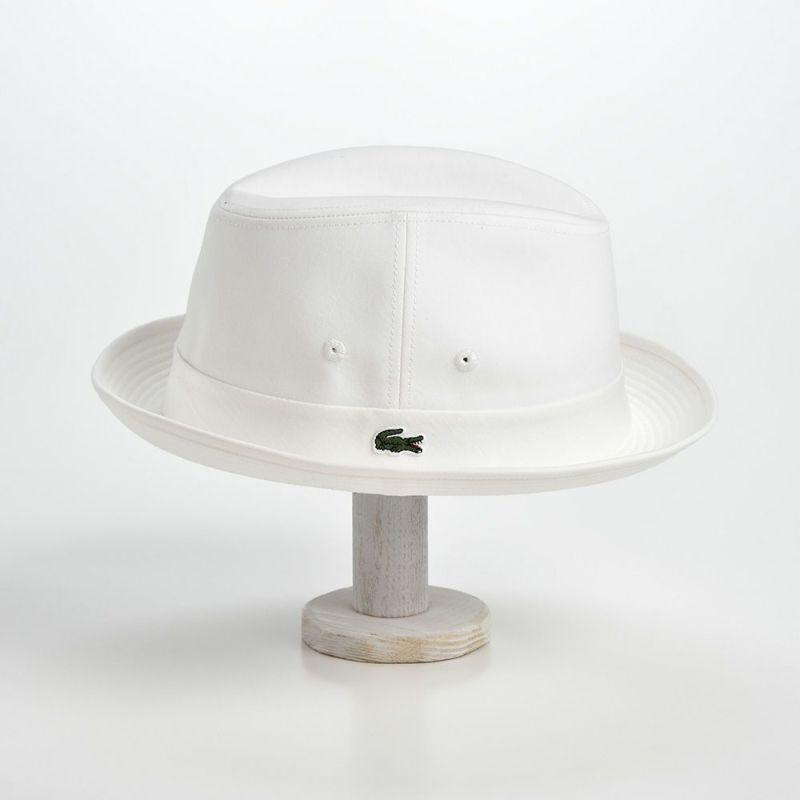 MANISH COTTON TYPEWRITER HAT(マニッシュ コットンタイプライターハット)L1051 ホワイト
