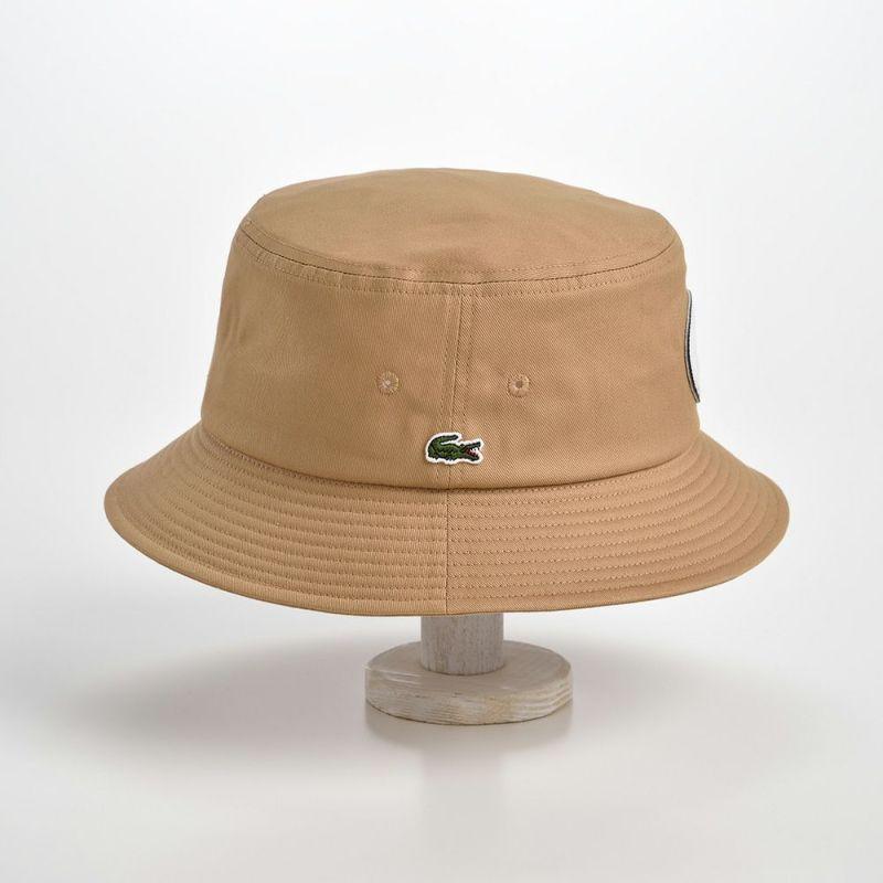 COTTON BUCKET HAT(コットン バケットハット)L1136 ベージュ