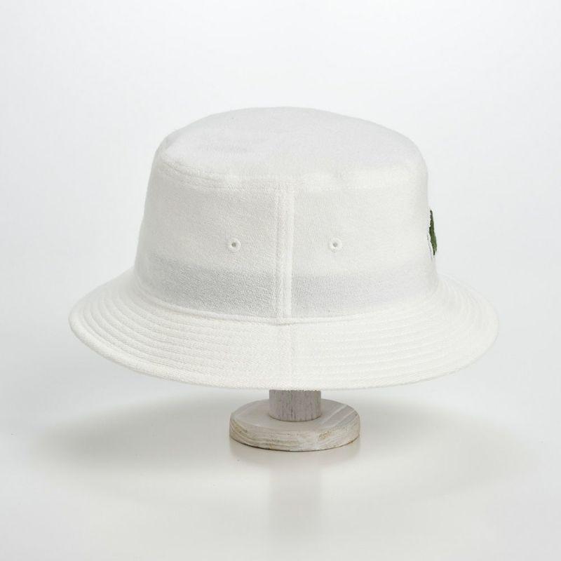 PILE BUCKET HAT(パイル バケットハット)L1139 ホワイト