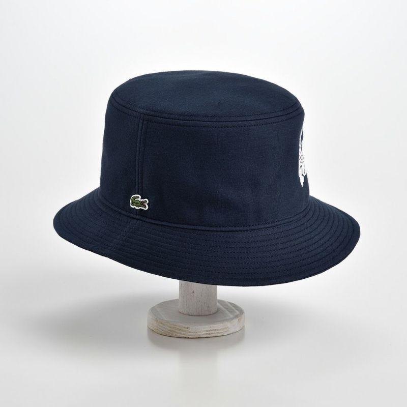 BIG-LOGO BUCKET HAT(ビッグロゴ バケットハット)L1144 ネイビー