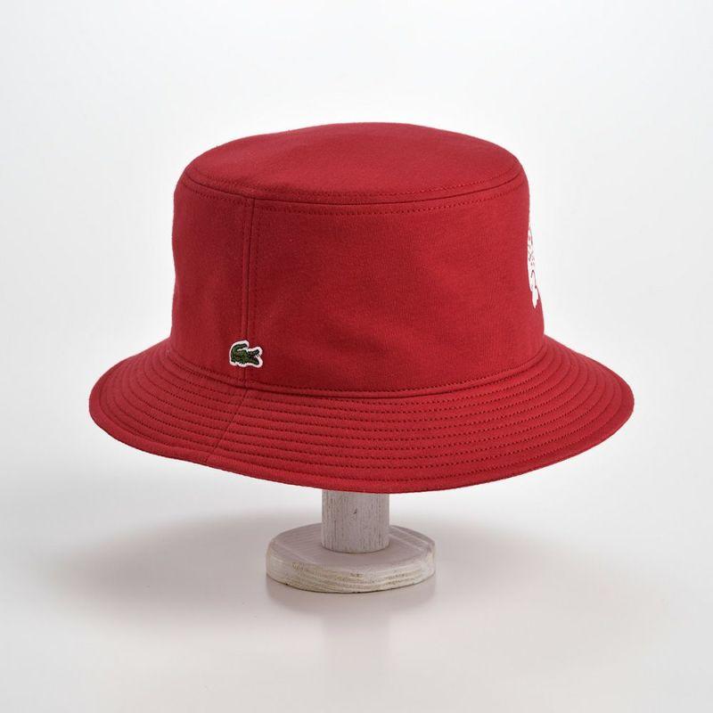 BIG-LOGO BUCKET HAT(ビッグロゴ バケットハット)L1144 レッド