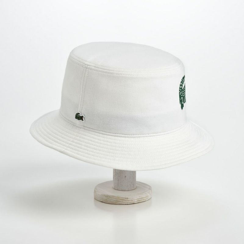 BIG-LOGO BUCKET HAT(ビッグロゴ バケットハット)L1144 ホワイト