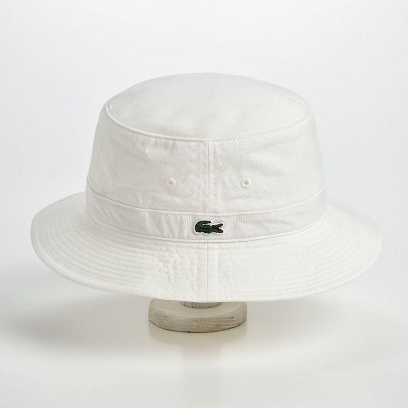 COTTON SAFALI HAT(コットン サファリハット)L3981 ホワイト