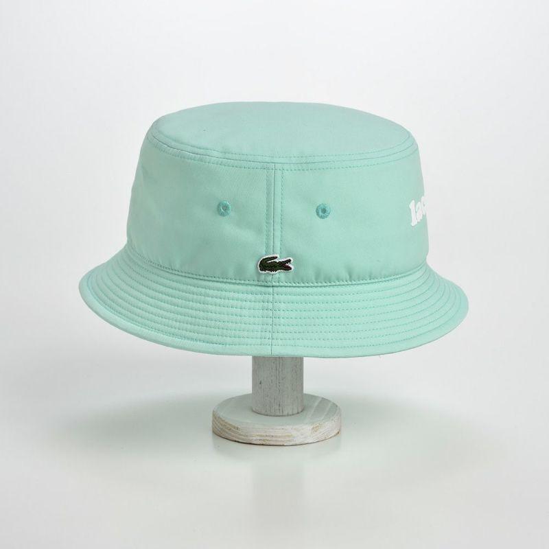 POPLIN BUCKET HAT(ポプリン バケットハット)L7069 ライトグリーン