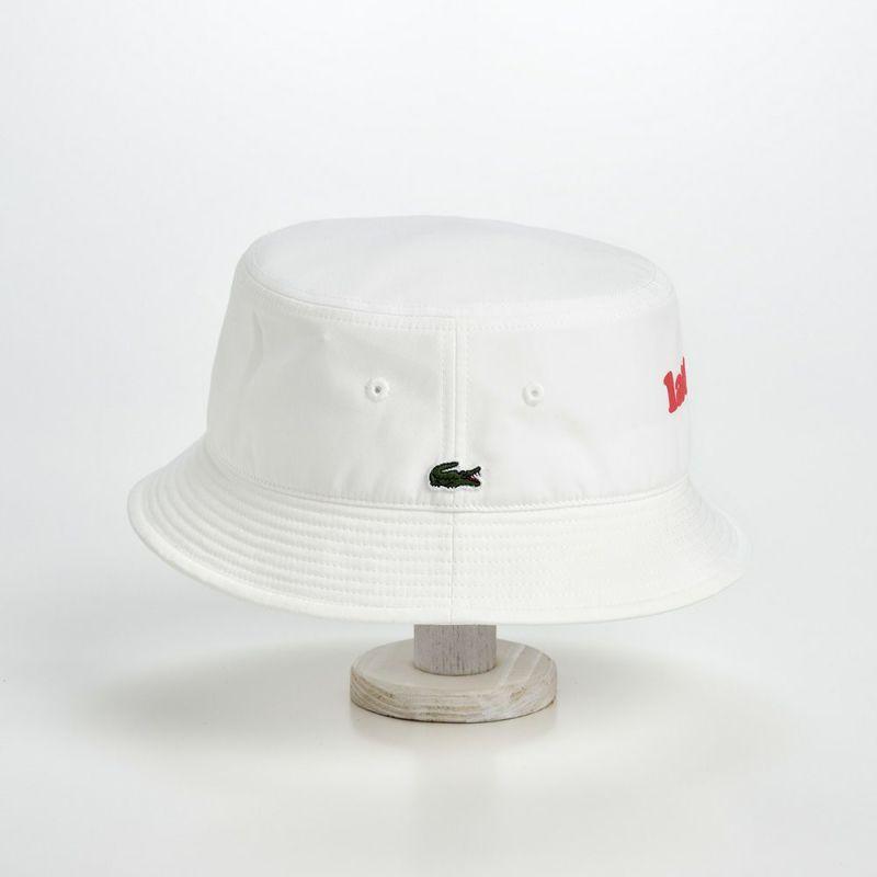 POPLIN BUCKET HAT(ポプリン バケットハット)L7069 ホワイト