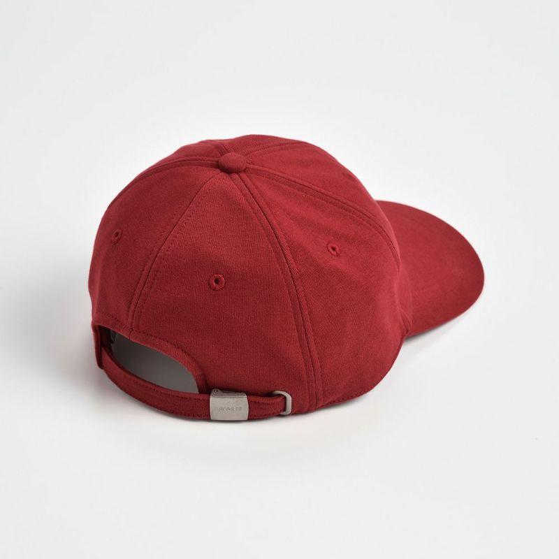 COTTON JERSEY CAP(コットンジャージーキャップ) L7030 レッド