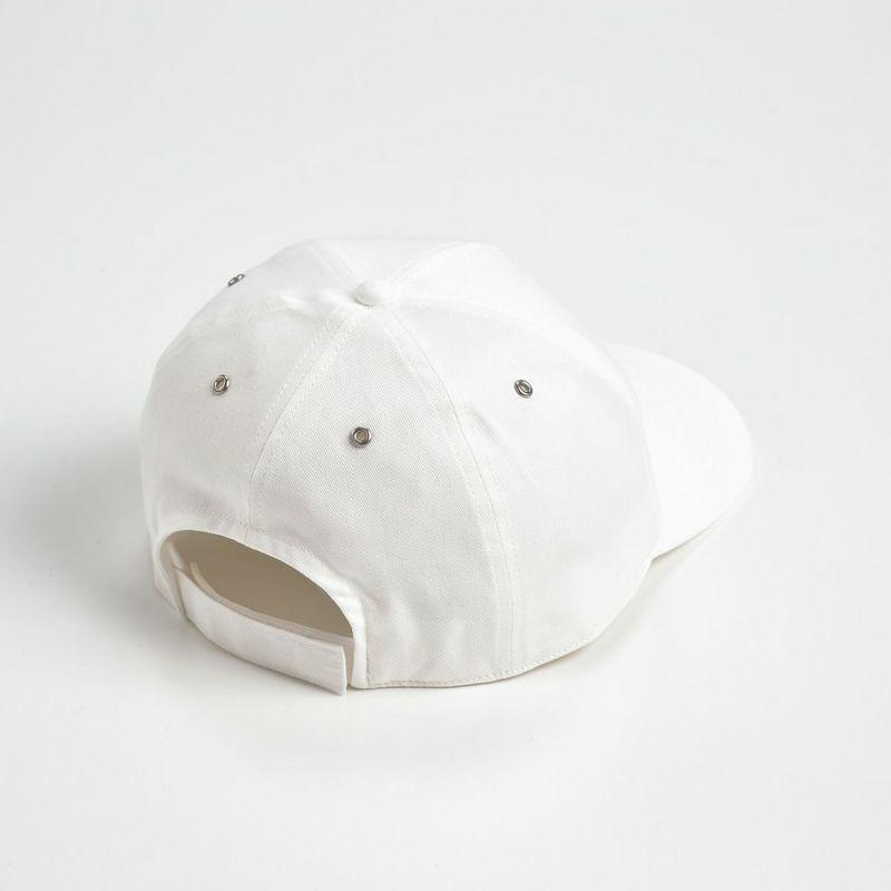 COTTON 5PANEL CAP(コットン 5パネルキャップ) L1116 オフホワイト