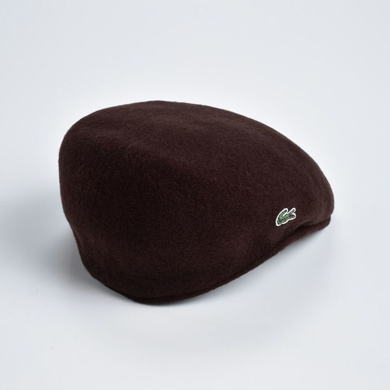 BASQUE WOOL HUNTING(バスクウール ハンチング) L3316 ブラウン