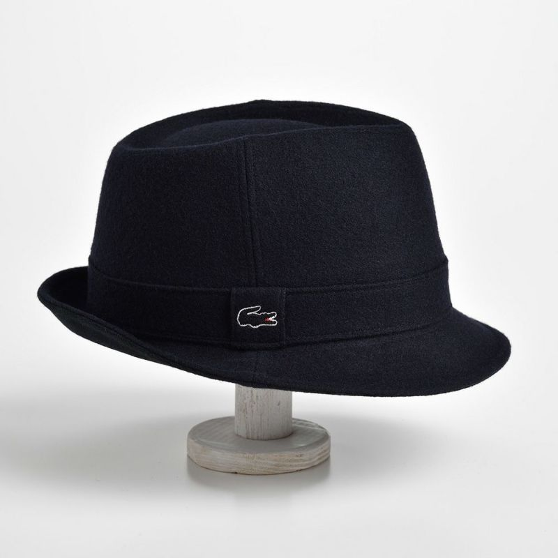 MANISH MELTON WOOL HAT(マニッシュ メルトンウールハット) L1077 ネイビー