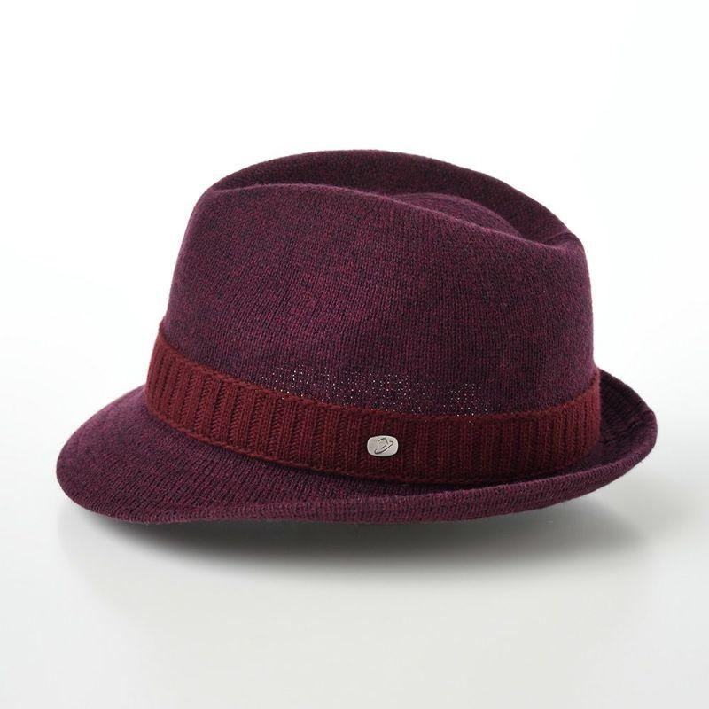 Wool Mix Thermo Knit(ウールミックス サーモニット) BS634 ワインレッド
