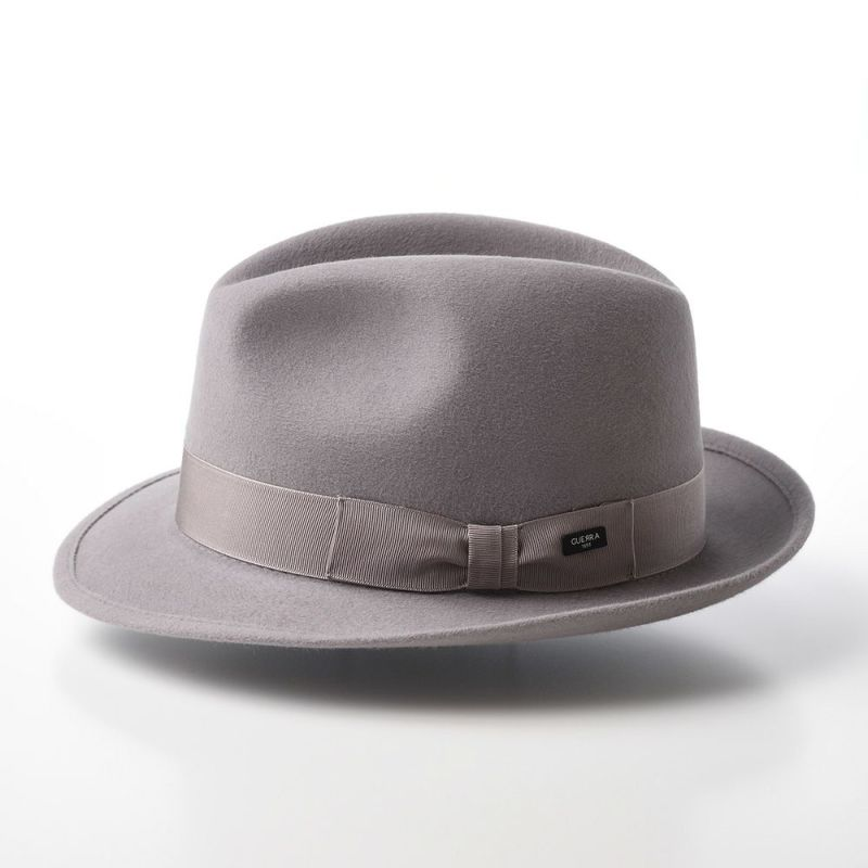 Rabbit Fur Hat(ラビットファー ハット) G004 ライトグレー