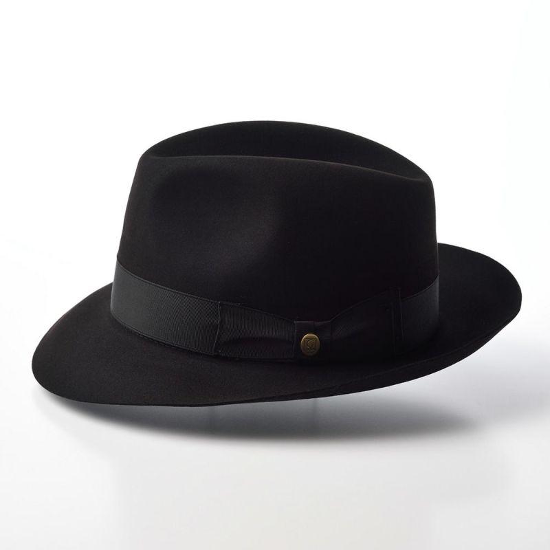 Beaver Fur Hat(ビーバーファー ハット) G016 ブラック
