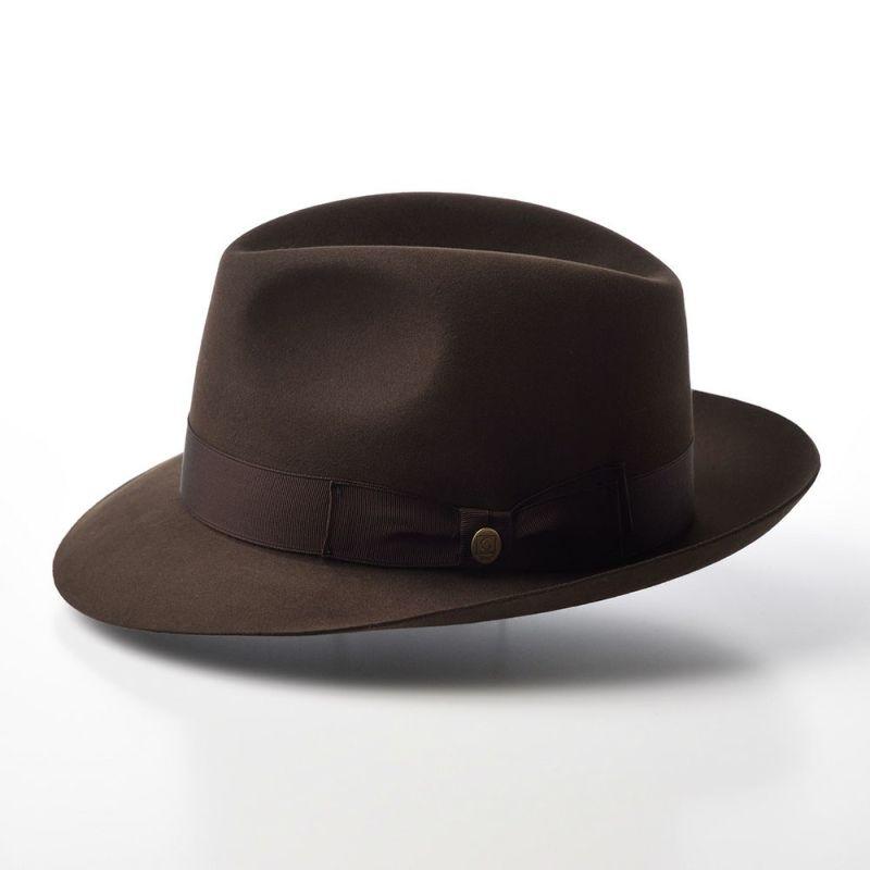 Beaver Fur Hat(ビーバーファー ハット) G016 ブラウン